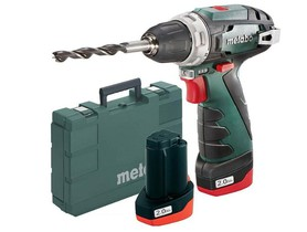 METABO WKRĘTARKA BS10,8 BASIC